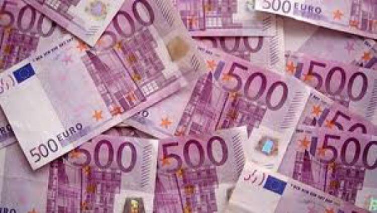 Banka mu greškom uplatila 200 miliona evra
