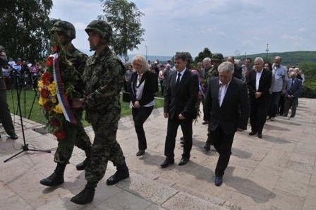 Obeležena godišnjica Čegarske bitke