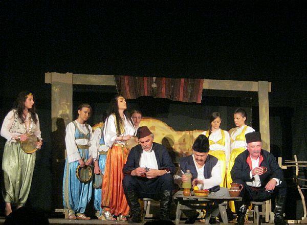 Počeo festival amaterskih pozorišta