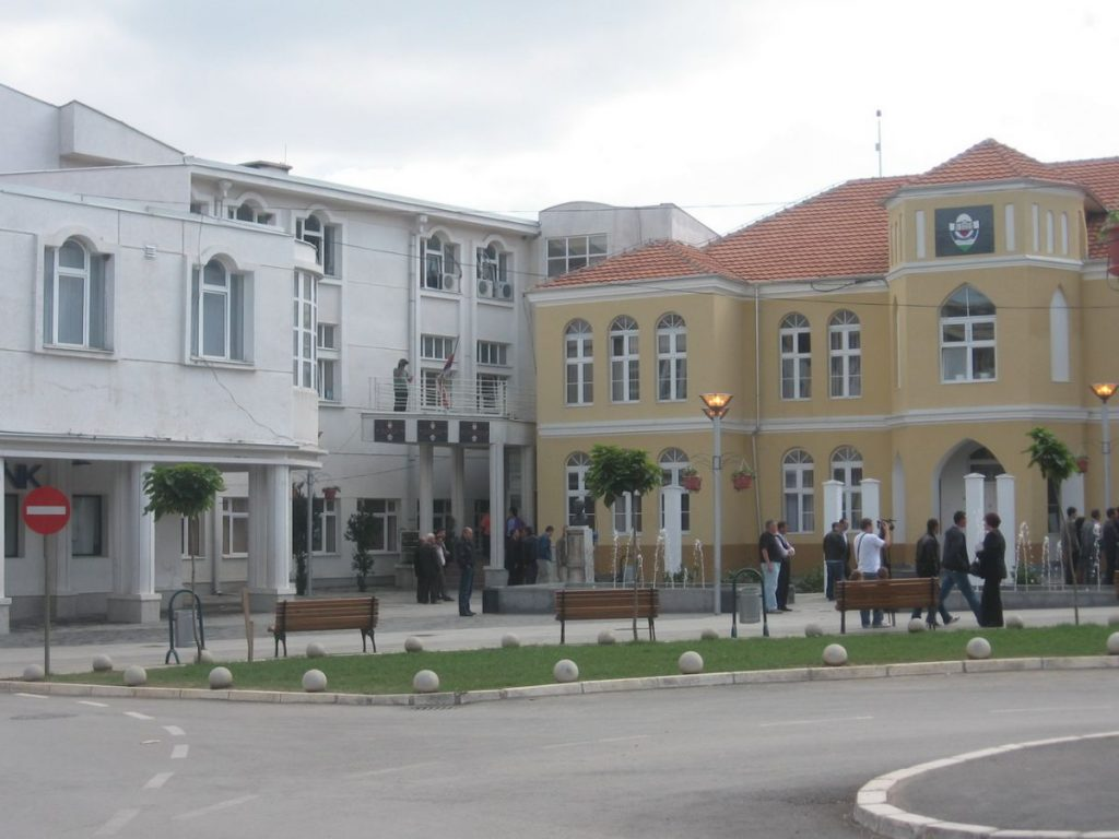 Albanci traže zajednicu opština na jugu Srbije