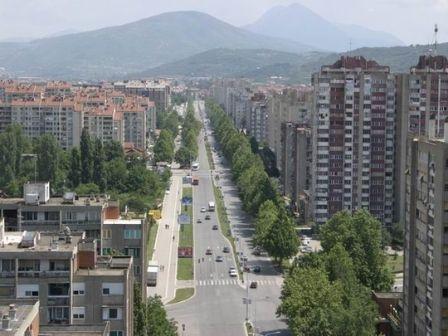 Zatvoren saobraćaj na Bulevaru Nemanjića