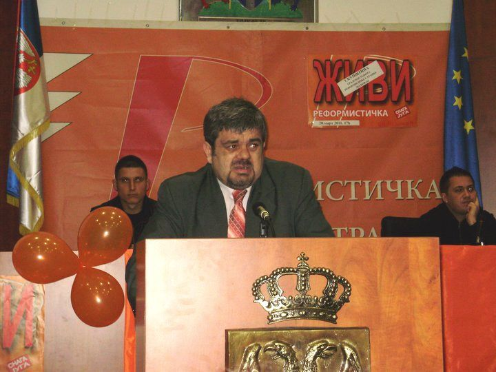 Reformista podneo krivičnu prijavu protiv lidera URS