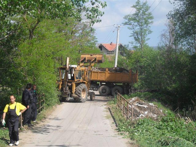 Sa 102 deponije očišćeno 2.500 tona smeća