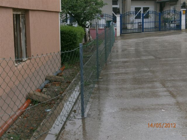 Sporna ograda spremna za Strazbur
