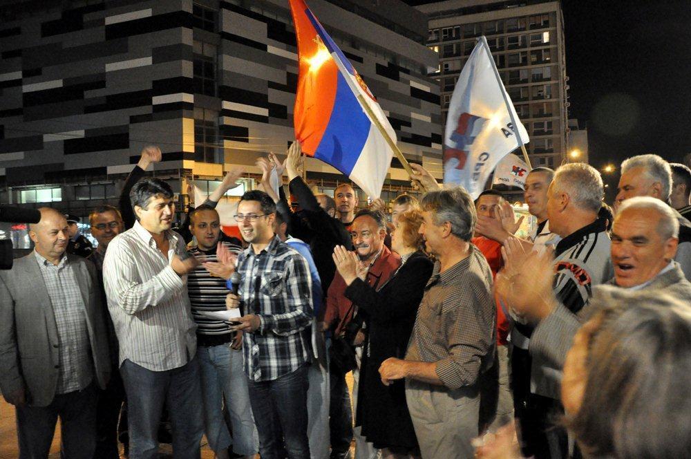 Nikolić vodi u Nišu za 17 hiljada glasova
