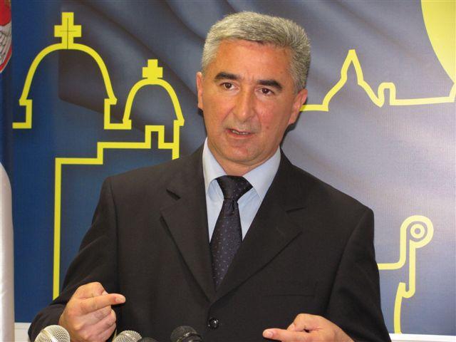 Godinu dana kućnog pritvora i nanogica za bivšeg gradonačelnika Leskovca Slobodana Kocića