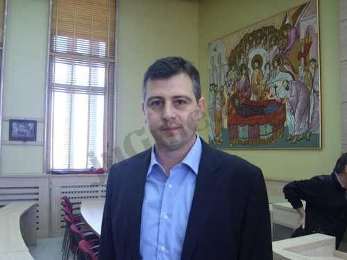 Vladan Vasić jedan od potpredsednika URS?