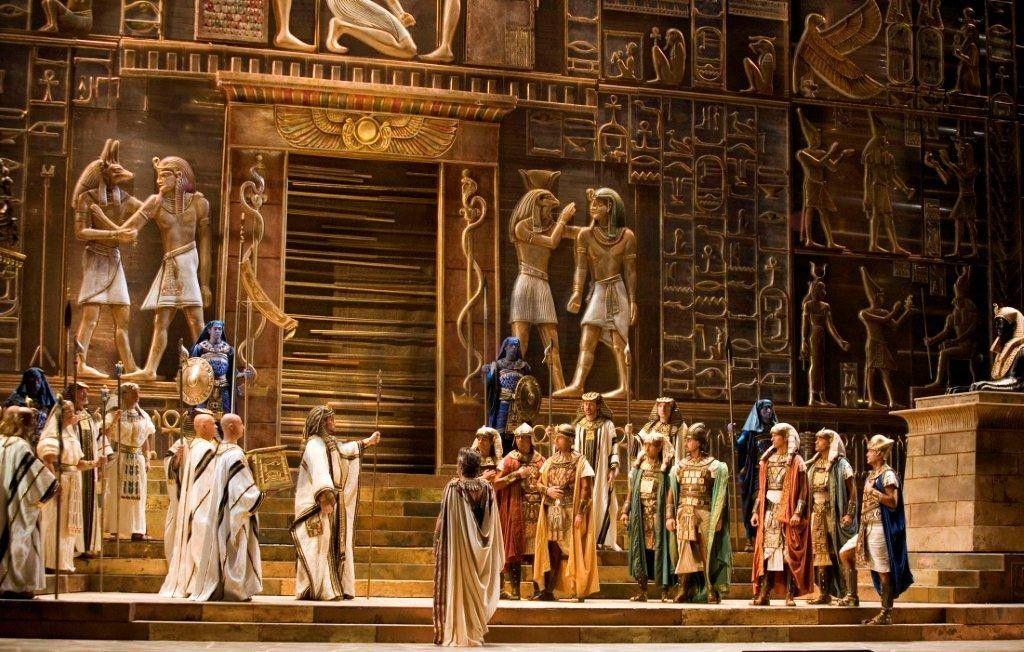 """Aida"" u Vilin gradu"