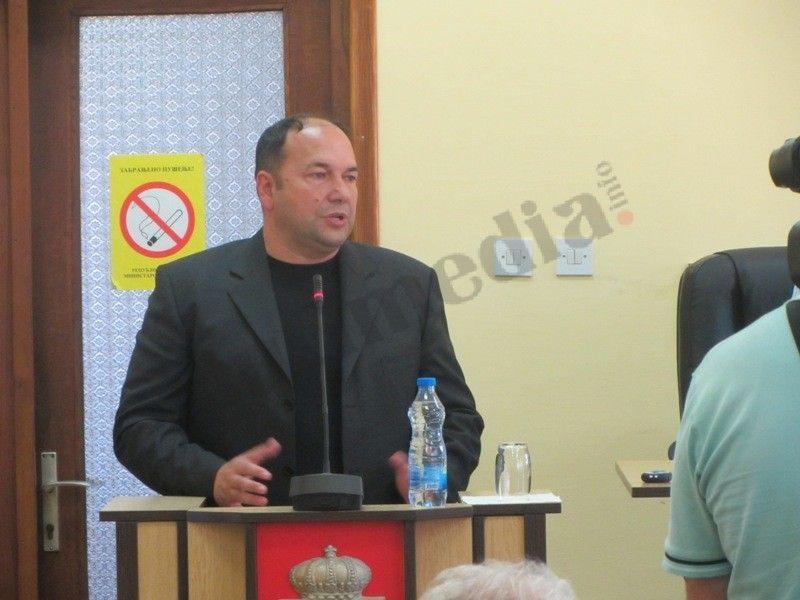 Stamenković iz SNS novi predsednik opštine