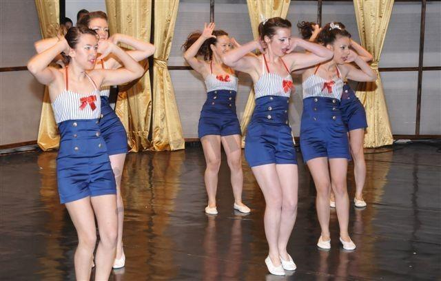 Takmičenje plesnih i baletskih ansambala