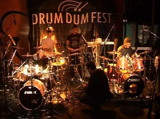 Prijavite se za Drum Dum Fest, najboljim bubnjarima novčane nagrade