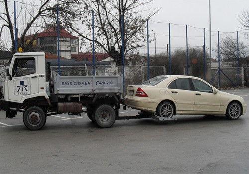 Pirotski Parking servis pripojen Komunalcu