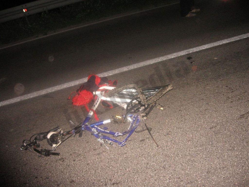 Biciklista stradao u saobraćajnoj nesreći kod Vranja