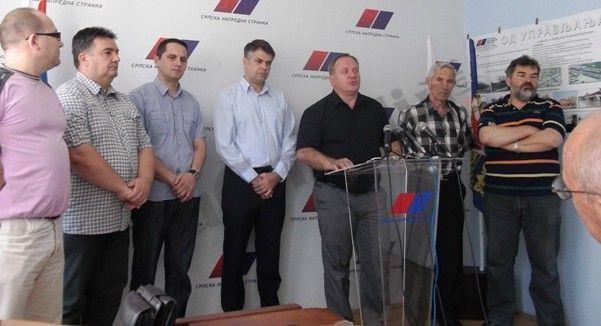 """""""Spasovdanci"""" pozivaju SPS da prave novu lokalnu vlast"""