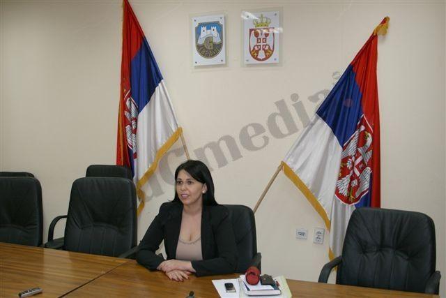 Jelena Trifunović na čelu parlamenta