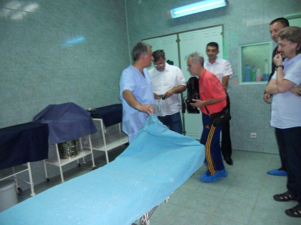 Oprema za porodilište
