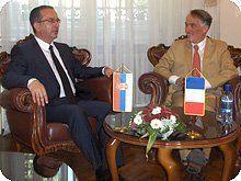 Francuski ambasador posetio Niš