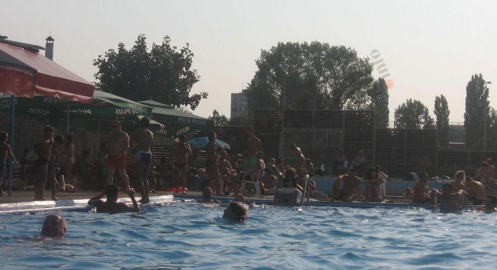 Neispravna voda na dva vranjska bazena