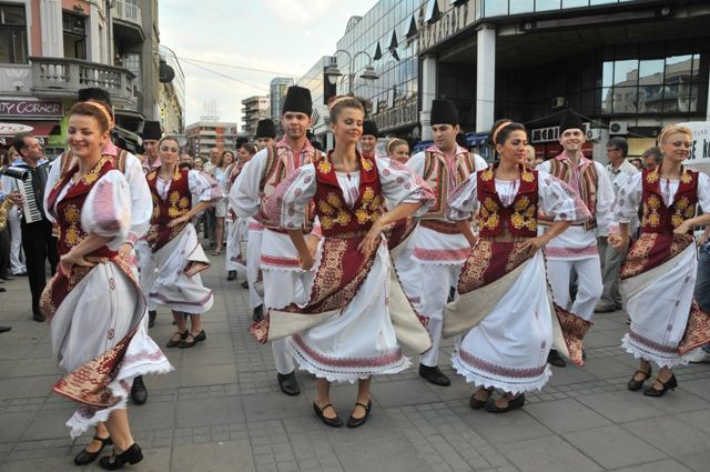 Počinje međunarodni festival pesme i igre u Bosilegradu