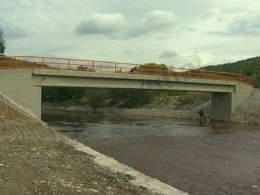 Trgovište dobilo novi most na reci Pčinji