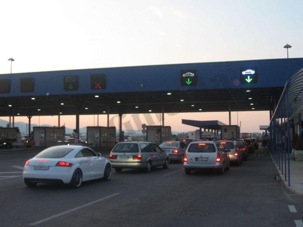 Preporuka građanima Srbije da ne putuju u Makedoniju