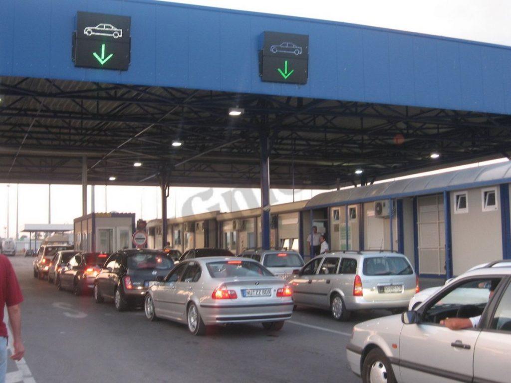 Bez čekanja na graničnom prelazu ka Makedoniji