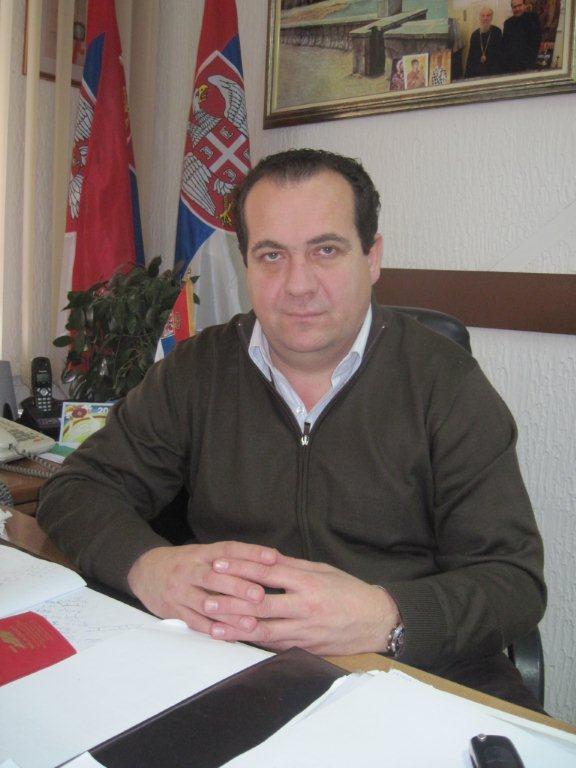 UMRO predsednik opštine Medveđa Slobodan Drašković
