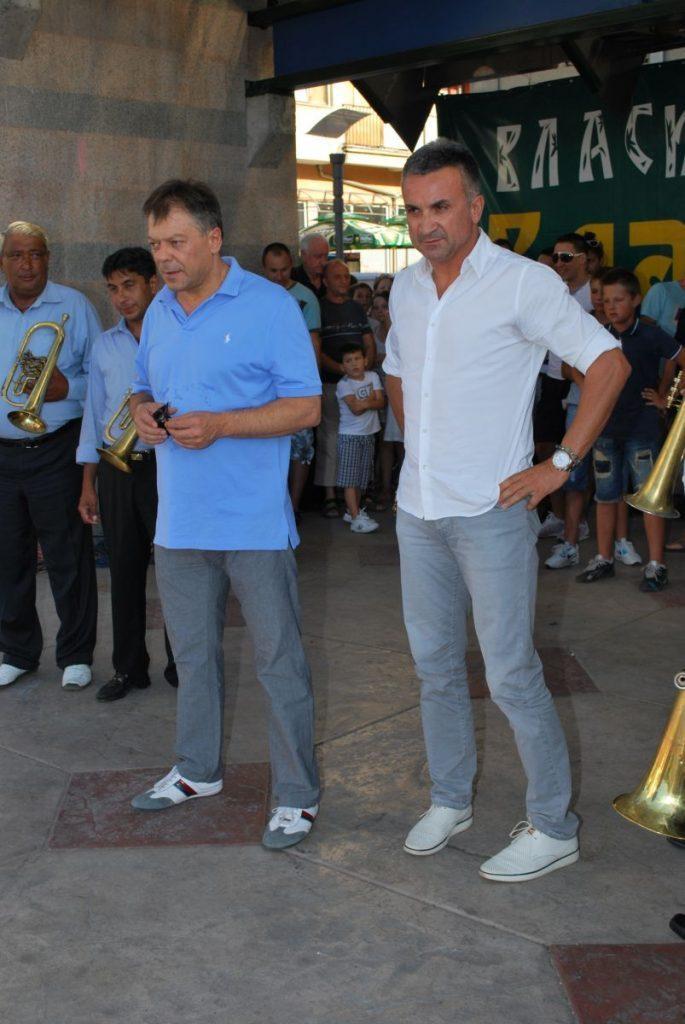 Surduličani oduševljeni posetom oca Novaka Đokovića