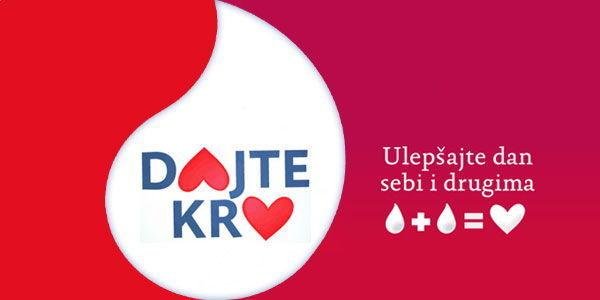 Smanjene zalihe krvi u Prokuplju i Vranju