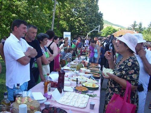 Na Festivalu u Temskoj kulinirali i studenti iz EU