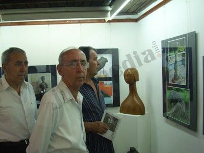 Izložba Uroša Kostića u Galeriji Muzeja