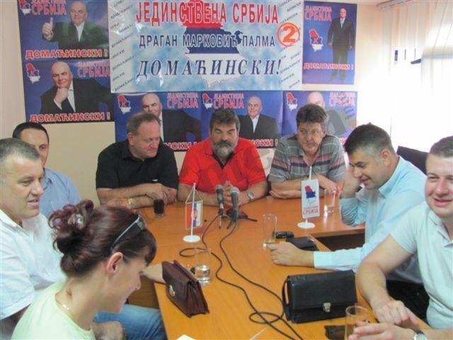 Spasovdanci prozivaju Stefanovića, Kocića i medije