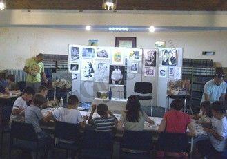 Škola crtanja i slikanja okupila školarce