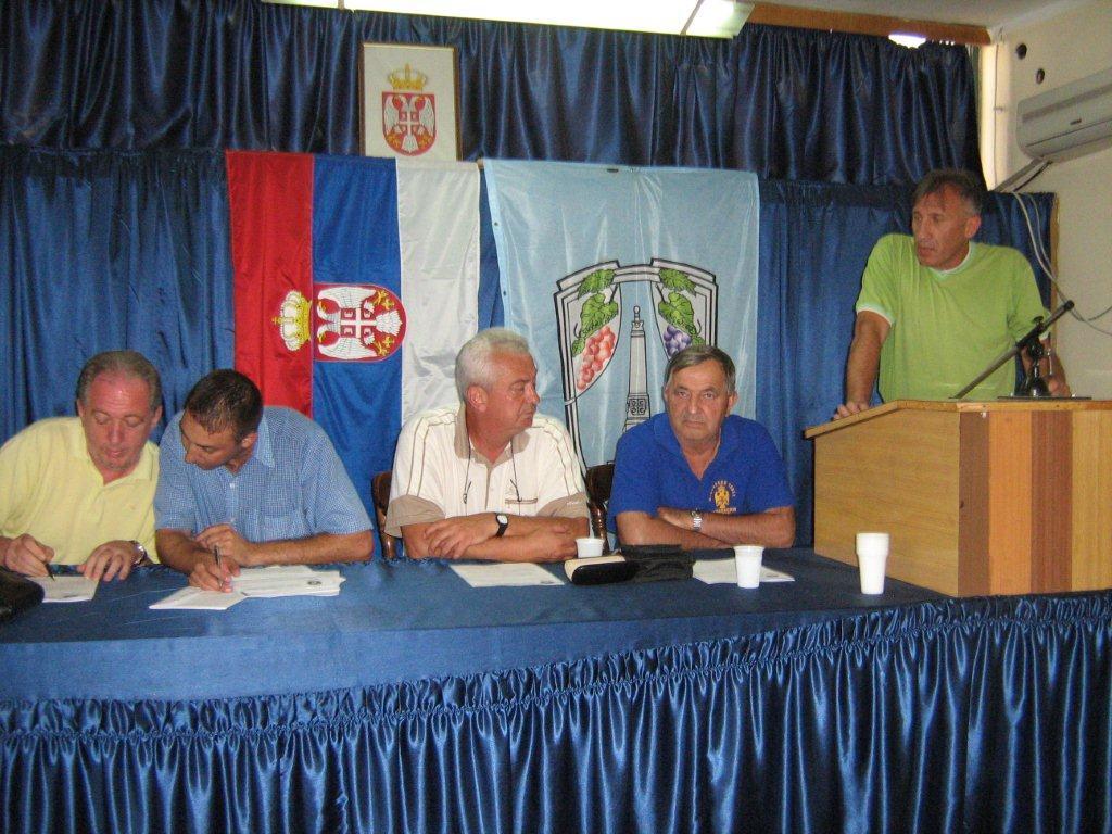 Konferencija klubova Niške zone
