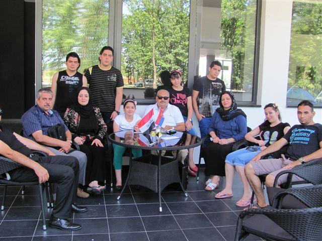 Na Pašinoj česmi turisti iz Iraka