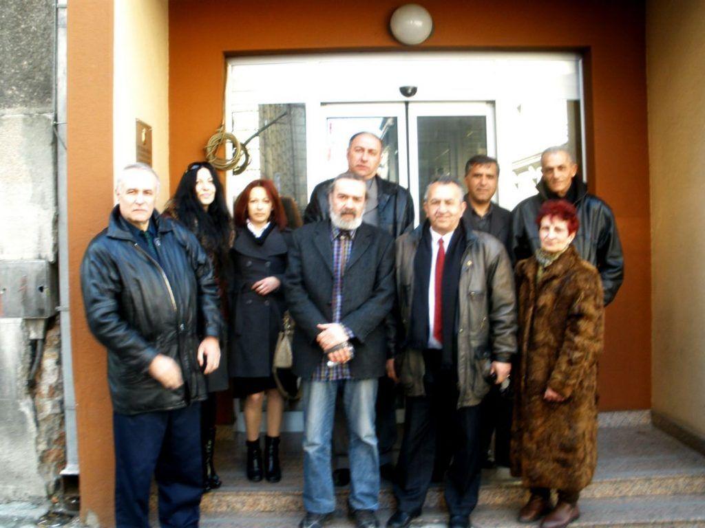 Osnovana nova romska partija