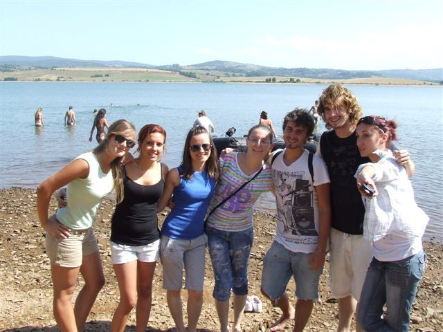 Na Vlasinskom jezeru mladi iz Francuske, Poljske, Španije…