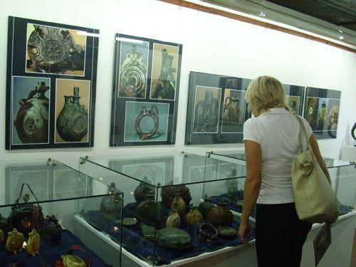 Izložba pljoski iz zbirke Muzeja Ponišavlja