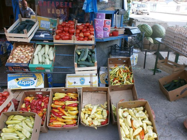 Paradjz 100, paprika i krastavac 50 dinara po kilogramu
