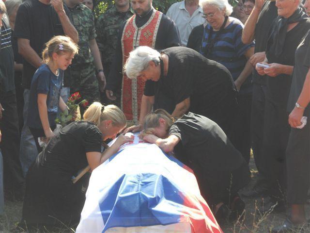 U Kordincu sahranjen Slaviša Marković