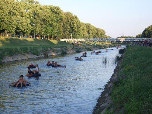 Rafting Nišavom na dan mladih