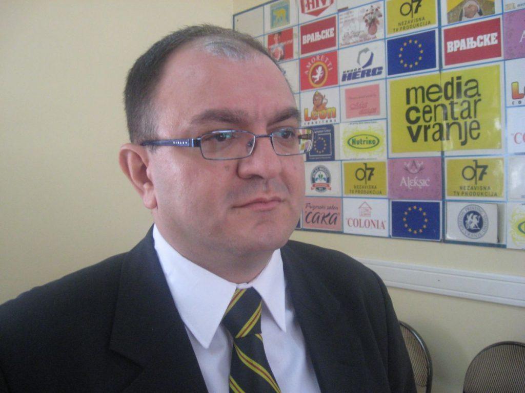I gradonačelnik Vranja u Rusiji