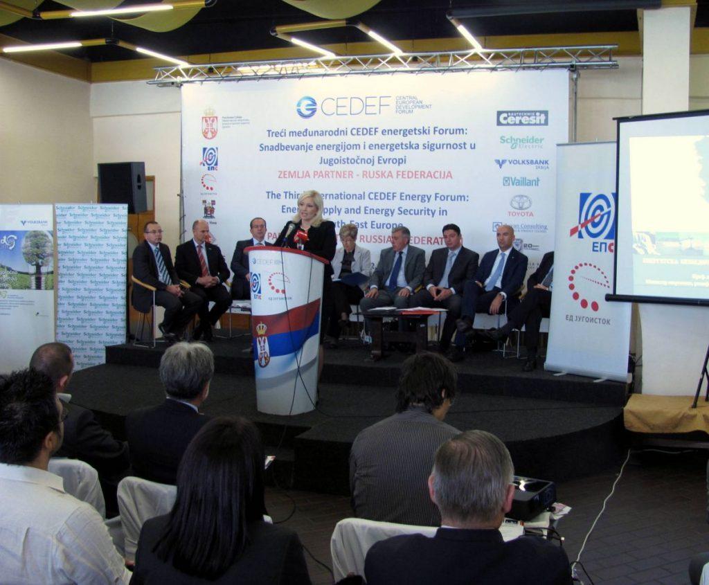Forum o energiji u jugoistočnoj Evropi