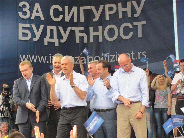 Leskovačke demokrate za Dragana Đilasa