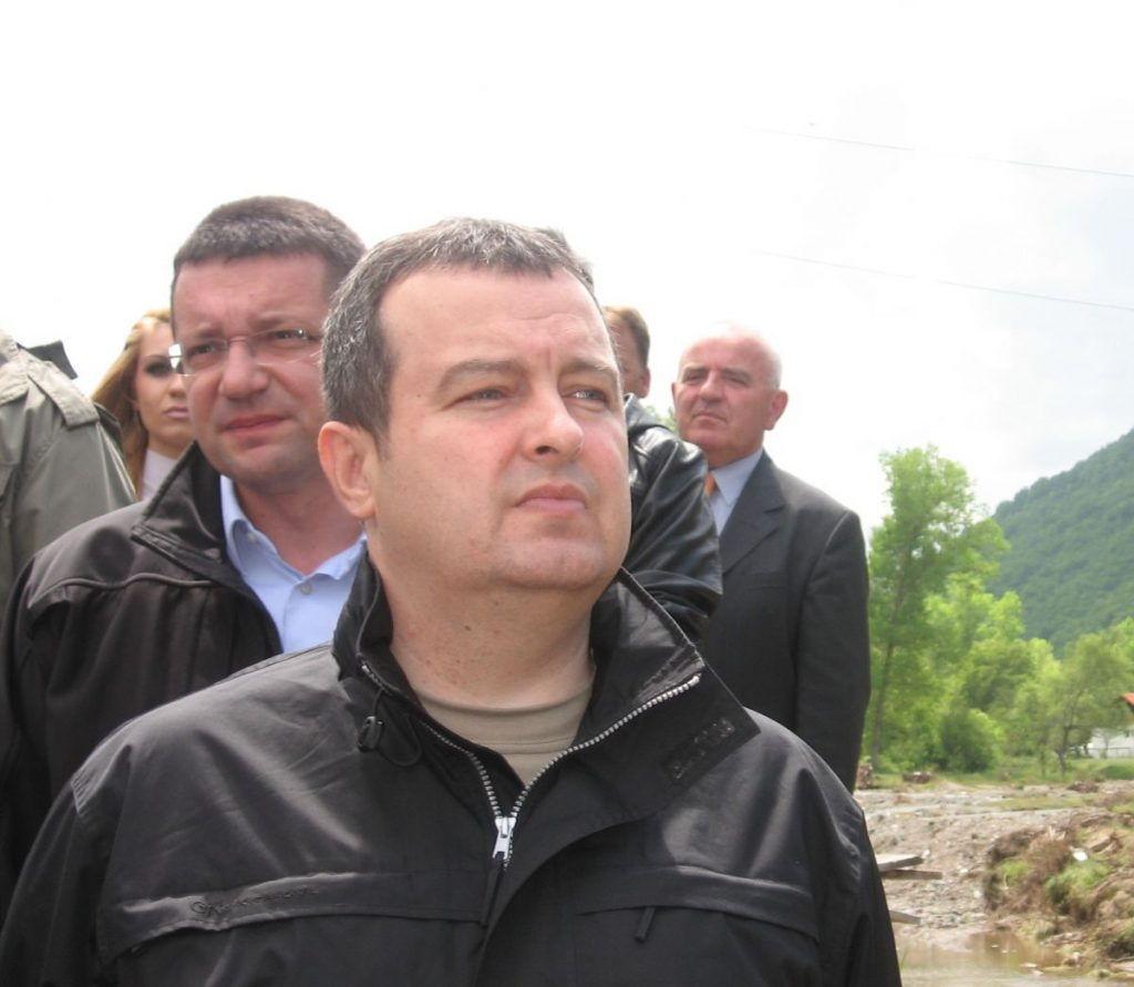 Dačić: Biće promene vlasti u Leskovcu, predstoje detaljniji dogovori