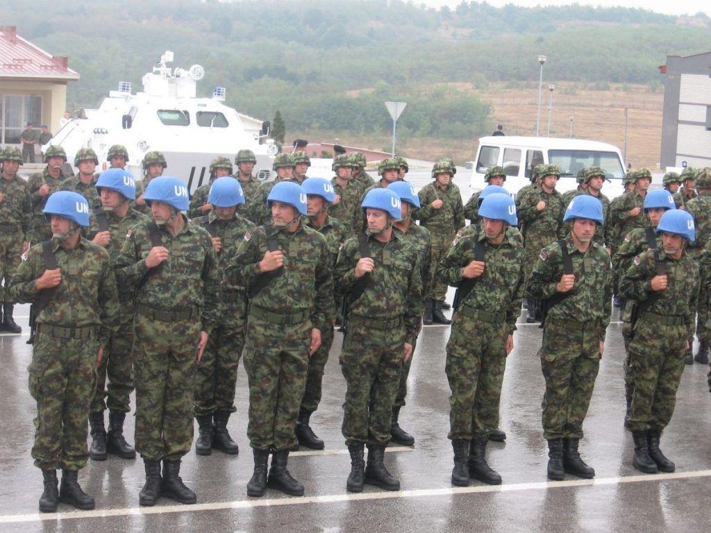 Srpski vojnici kreću u mirovne misije na Kipar i u Liban