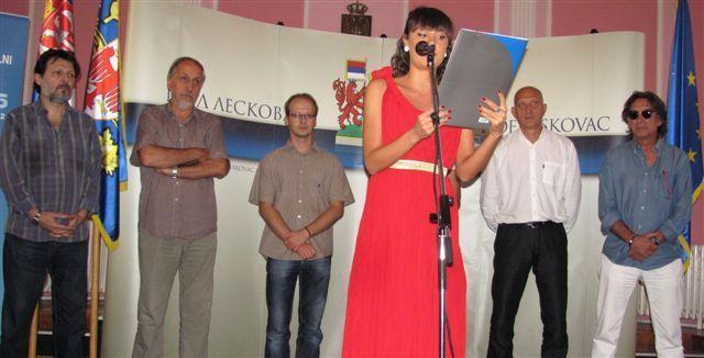 Manojloviću i Ristovskom uručena specijalna priznanja