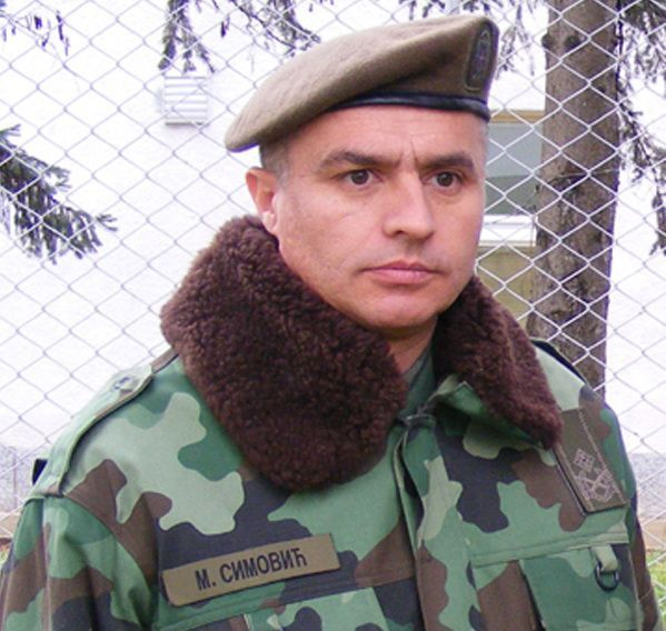 General Milosav Simović uplatio 100 000 dinara za pozorište
