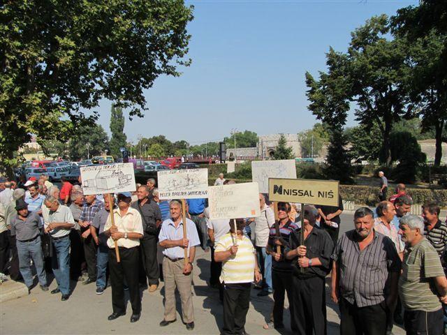 """""""Nisal"""" i dalje u štrajku ali odustali od blokada"""