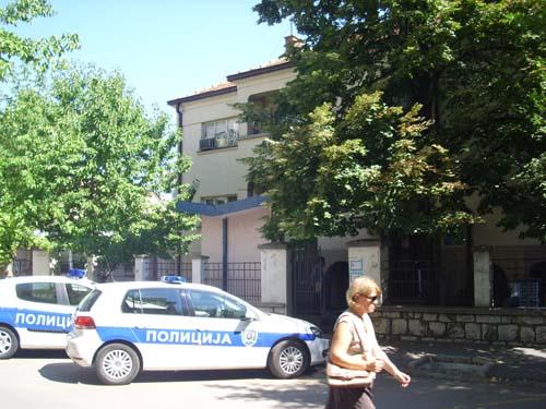 Uhapšeni pljačkaši menjačnica u Pirotu